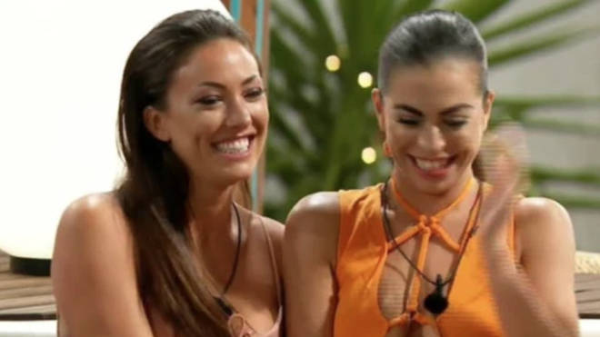 Katie Salmon and Sophie Gradon were the first same-sex couple on Love Island back in 2016.