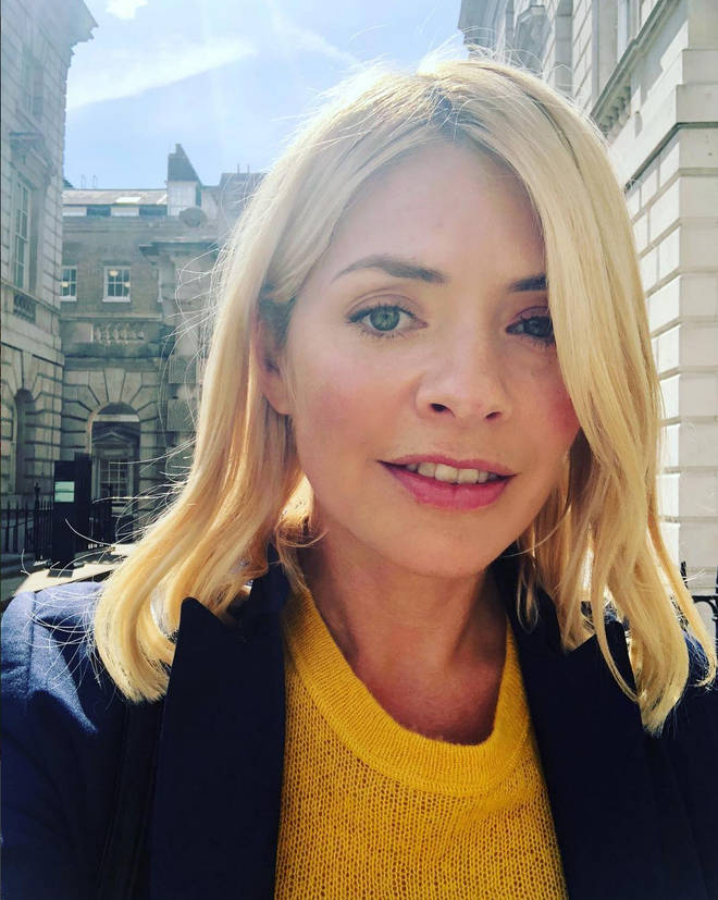 Holly Willoughby is the new host of I'm A Celebrity 2018