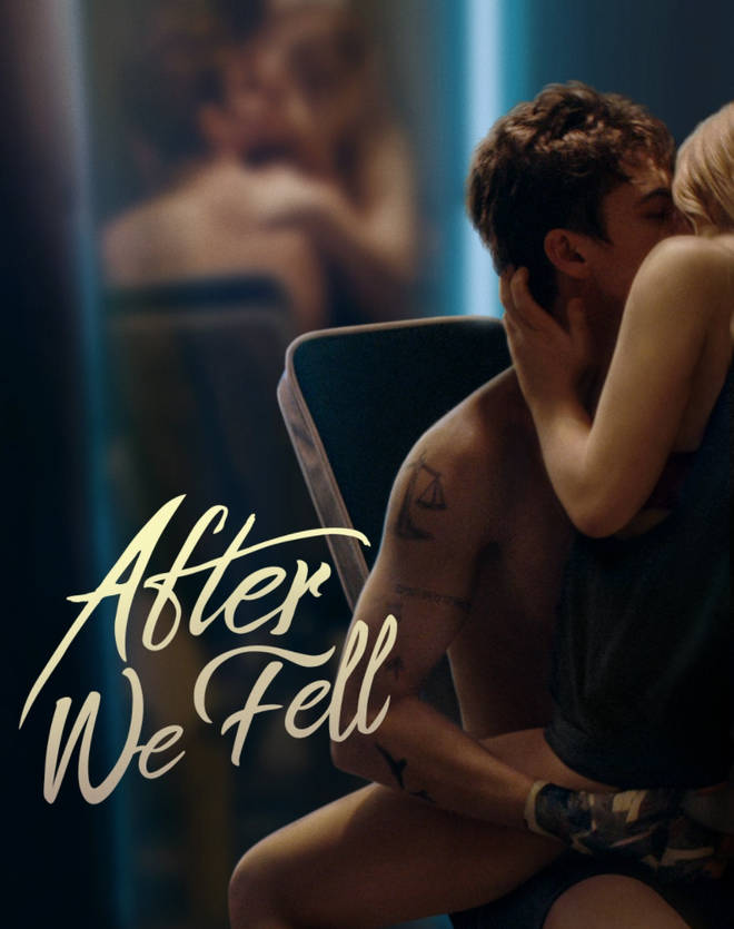 After We Fell's official teaser poster shows Hardin and Tessa in the gym scene.