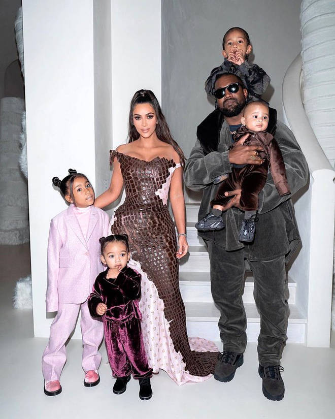 Kim Kardashian and Kanye West have requested joint custody of their kids