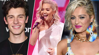 Shawn Mendes, Rita Ora and Bebe Rexha announced for the VS show 2018