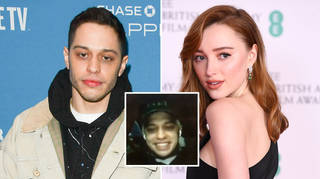 Pete Davidson and Phoebe Dynevor are dating
