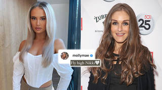 Molly-Mae Hague has spoken out about eating disorders amid Nikki Grahame's passing.