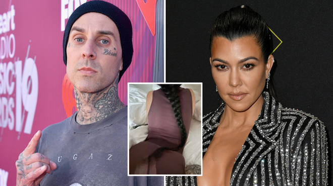 4 Moments Kourtney Kardashian And Travis Barker's PDAs ...