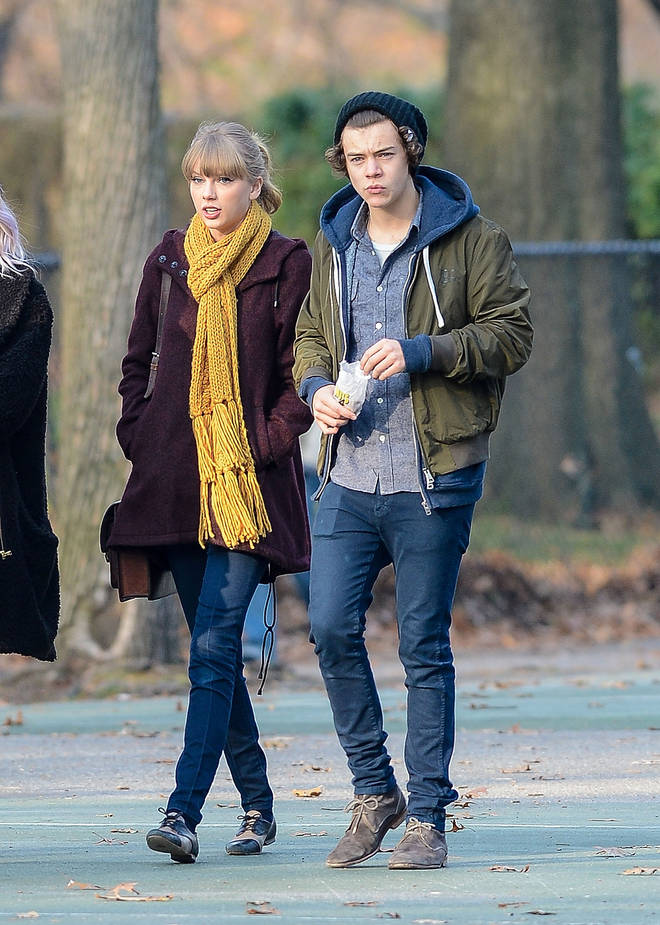 Harry Styles and Taylor Swift dated from 2012 to 2013