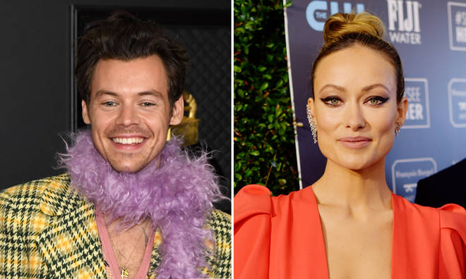 Harry Styles and Olivia Wilde have been dating since the start of 2021