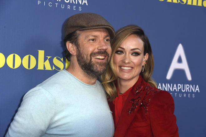Olivia Wilde and Jason Sudeikis filed a restraining order against a man harassing them