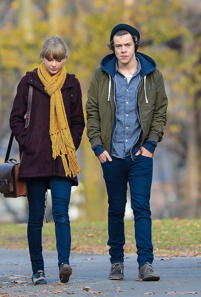 Harry Styles and Taylor Swift dated from 2012-2013.
