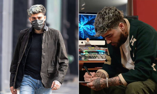 Everyone is freaking out about Zayn Malik's pearl bracelet.