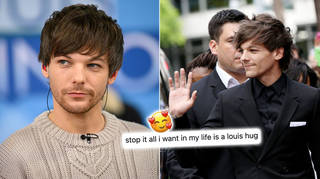 Fans have been discussing how sweet Louis Tomlinson's interactions are with fans.