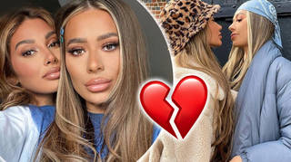 Demi Sims and Francesca Farago split after four months together