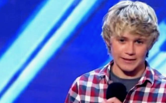 Niall Horan auditioned for the X Factor 11 years ago.