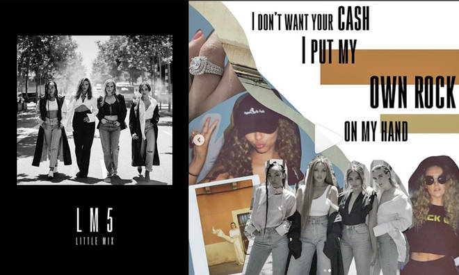 Little Mix's 'Joan Of Arc' lyrics prove thier glow up is real