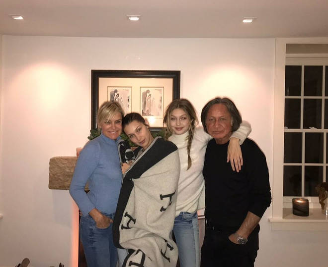 Gigi Hadid has a very close relationship with her family.