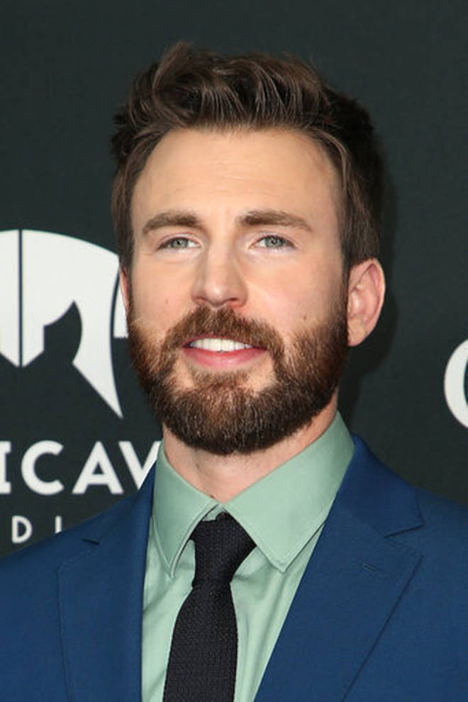 Lizzo slid into Chris Evans' DMs.