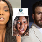 Fans are loving the Twitter DM exchange between Lizzo and Chris Evans.