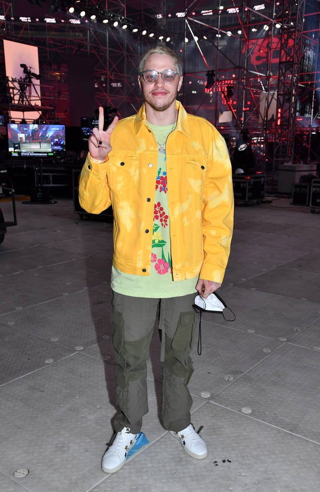 Social media reacted after Pete Davidson's pre-fight monologue went viral.