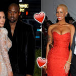 Kanye West's dating history before Kim Kardashian uncovered.
