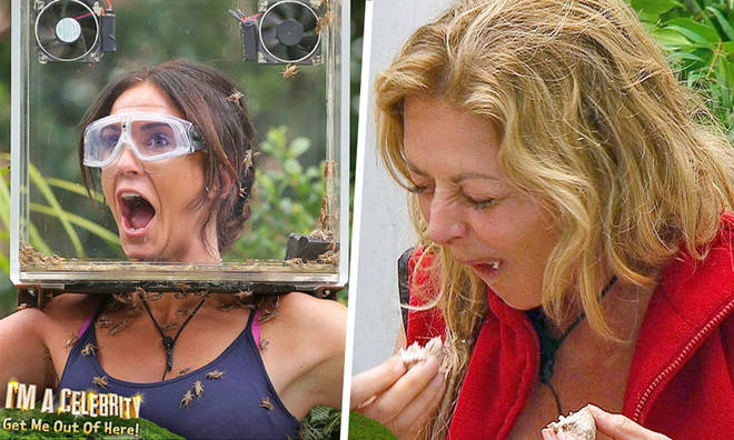 I'm A Celeb 2018 First Camp Pics Revealed