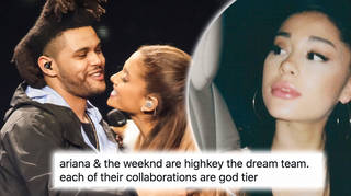 The Weeknd and Ariana Grande's next musical collab is 'Save Your Tears' remix