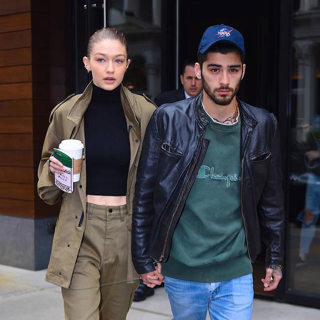 Gigi Hadid and Zayn Malik divide their time between New York and the Hadid family farm