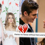 After's fanbase have been emotional about Hero Fiennes Tiffin and Josephine Langford not returning.