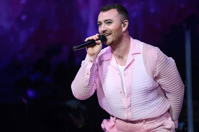 Sam Smith has been nominated at this year's British LGBT Awards.