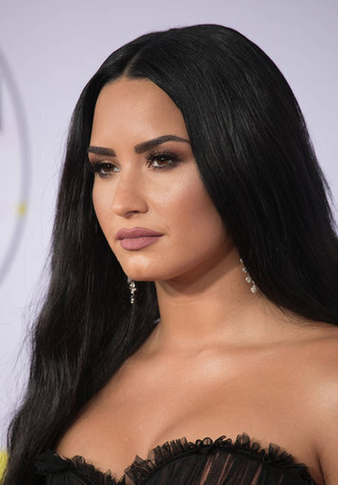 Demi Lovato is also a nominee at this year's British LGBT Awards.