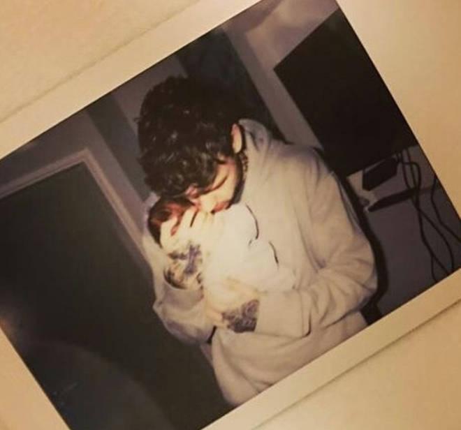 Liam Payne said he's grown closer to his son Bear.