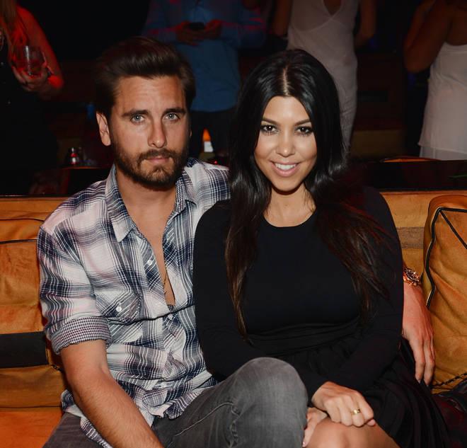 Kourtney Kardashian and Scott Disick had an on-off relationship until 2015