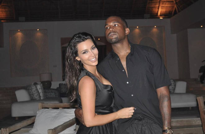 Kim Kardashian and Kanye West are getting divorced.