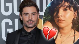 Zac Efron has split from girlfriend Vanessa Valladares
