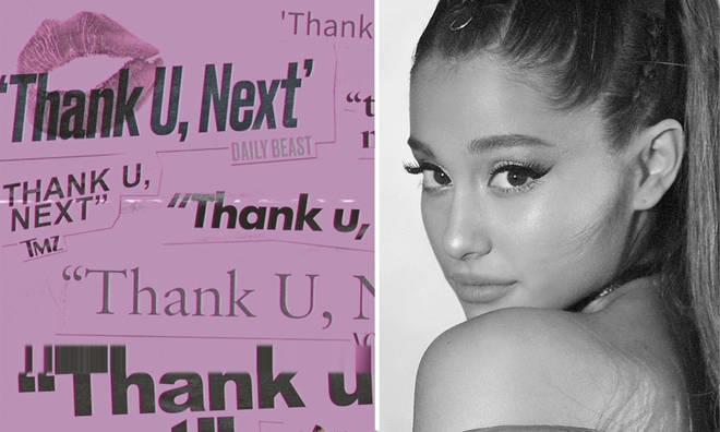 'Thank U, Next' is an absolute bop!