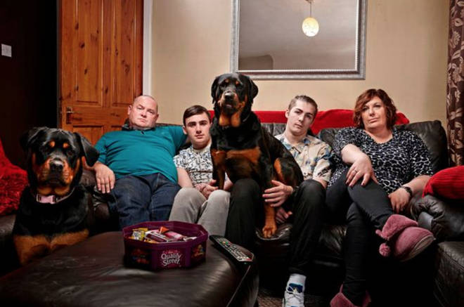 The Malone family are one of the most popular families on Gogglebox.