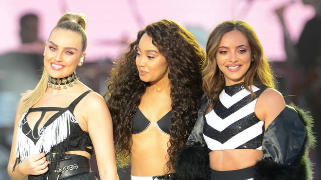 Little Mix officially marked the start of their new era