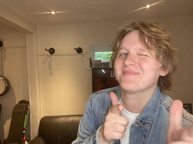 Lewis Capaldi's new digital card collection will allow owners to redeem unique perks.