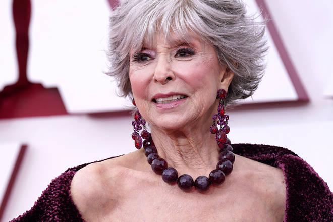 Rita Moreno starred in the original West Side Story