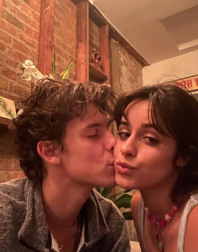 Camila Cabello calls Shawn Mendes 'my baby'