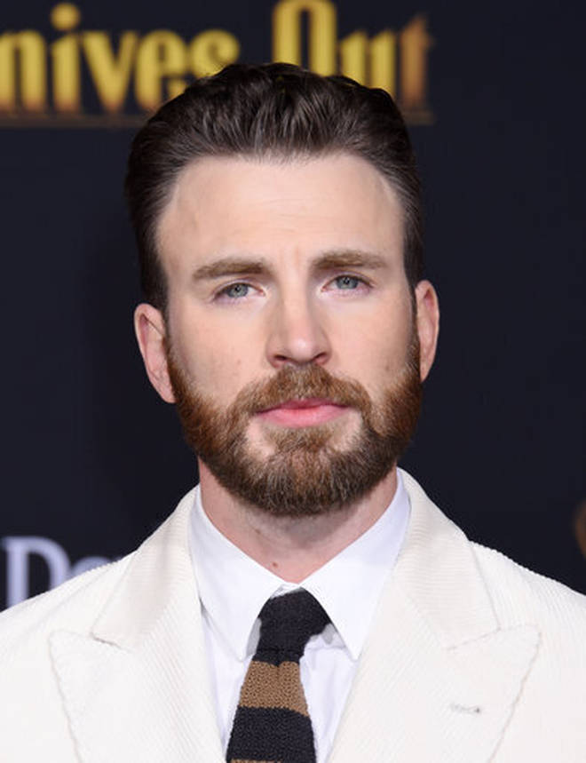 Chris Evans admitted he was a fan of Lizzo.