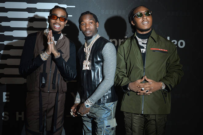 Migos will be one of the headline acts at Wireless Festival 2021.