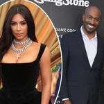 Kim Kardashian is rumoured to be dating Van Jones