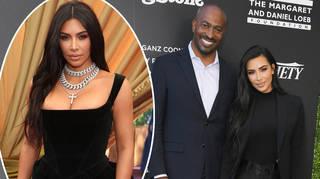 Kim Kardashian is rumoured to be dating Van Jones