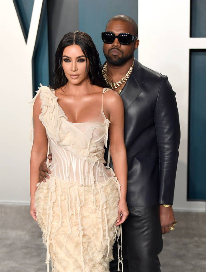 Kim Kardashian filed for divorce from Kanye West in February