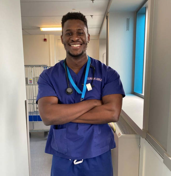 Dr. Toluwa Adepeju is reportedly joining Love Island 2021