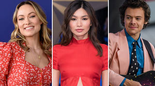 Gemma Chan loved working alongside Olivia Wilde and Harry Styles