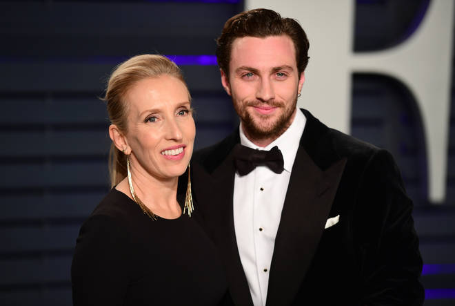 Aaron Taylor-Johnson and his wife Sam have been married for 9 years.