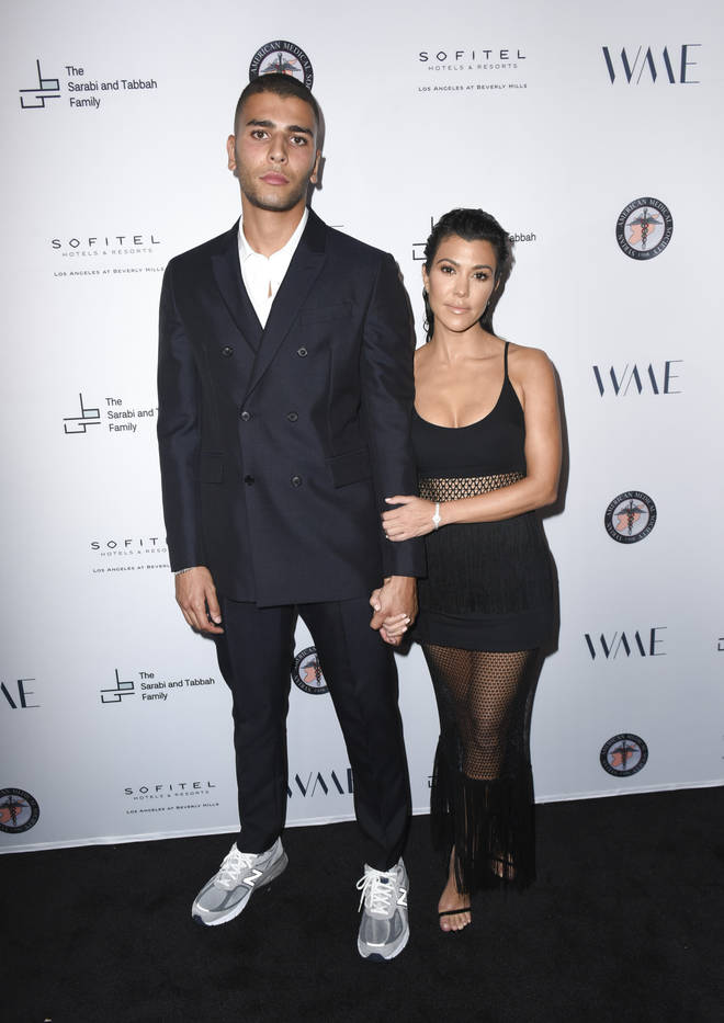 Kourtney Kardashian and Younes Bendjima dated for two years until 2018