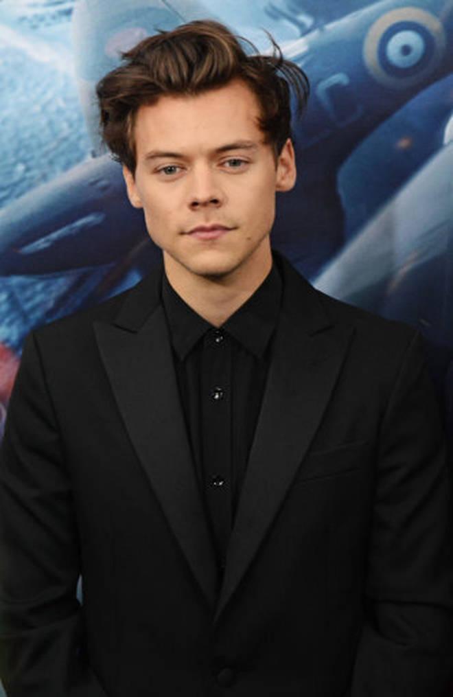 Harry Styles starred in Dunkirk in 2017.