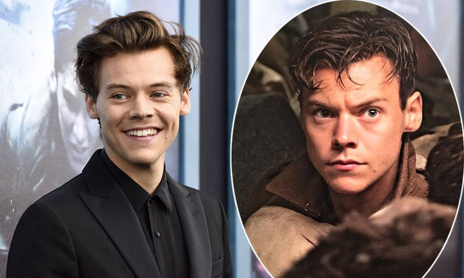 Fans have been freaking out over an unseen snap of Harry Styles from 2017.
