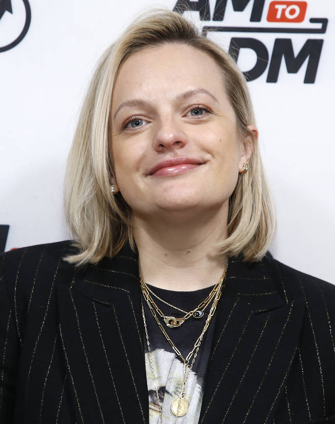 Elisabeth Moss plays Offred aka June in The Handmaid's Tale